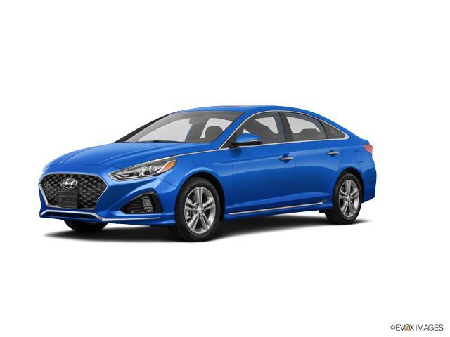 2019 Hyundai Sonata Sport 2 4l Electric Blue Sedan A At Dean Patterson Altoona Pa