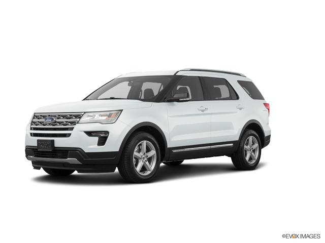 2019 Ford Explorer Vehicle Photo in Madison, WI 53713