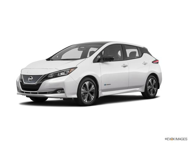2019 Nissan LEAF Vehicle Photo in Grapevine, TX 76051