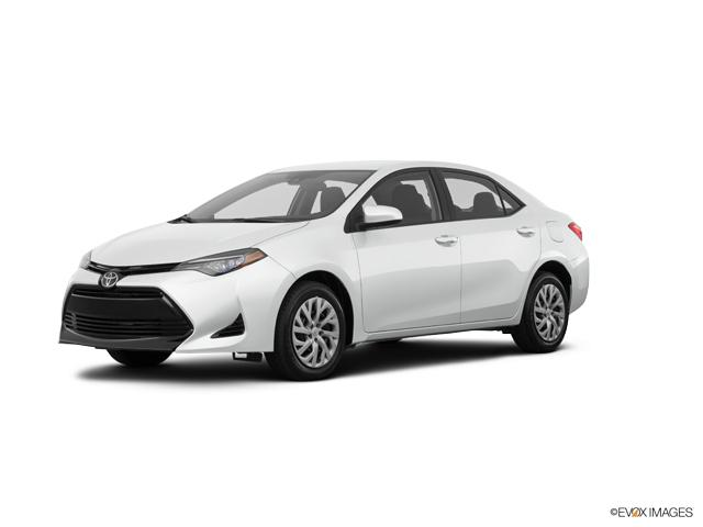 2019 Toyota Corolla Vehicle Photo in Decatur, IL 62526