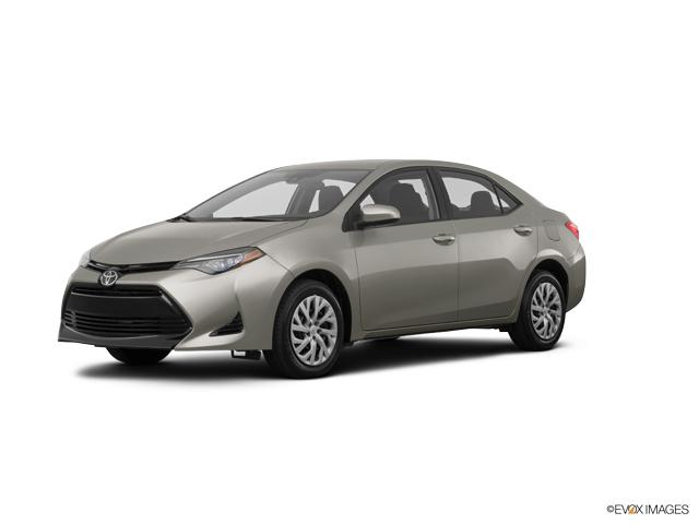 2019 Toyota Corolla Vehicle Photo in Corsicana, TX 75110