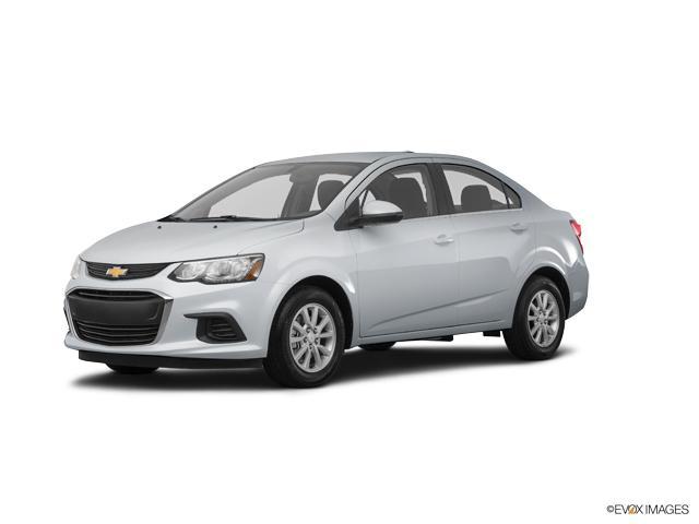2019 Chevrolet Sonic Vehicle Photo in Joliet, IL 60435