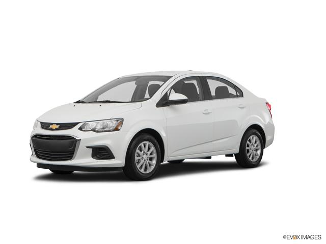 2019 Chevrolet Sonic Vehicle Photo in North Charleston, SC 29406