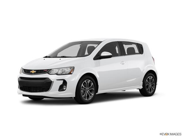 2019 Chevrolet Sonic Vehicle Photo in Madison, WI 53713