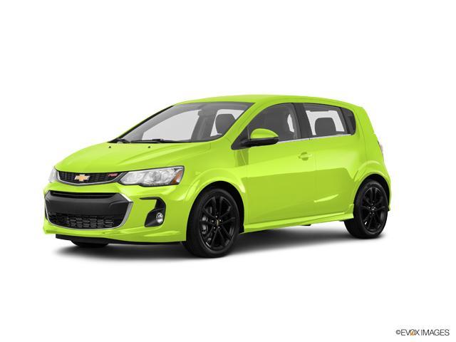 2019 Chevrolet Sonic Vehicle Photo in Oshkosh, WI 54904