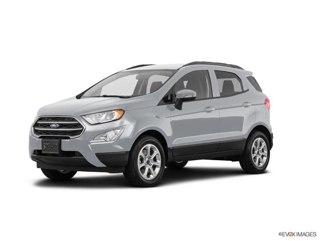 New Ford Ecosport Vehicles For Sale In Wisconsin At Bergstrom Automotive