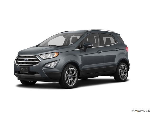 2019 Ford EcoSport Vehicle Photo in Tucson, AZ 85712