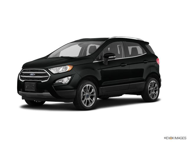 2019 Ford EcoSport Vehicle Photo in Elyria, OH 44035