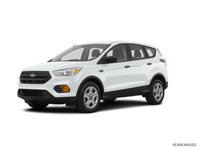 White Ford Escape >> Oxford White 2019 Ford Escape Suv For Sale At Gilchrist Automotive