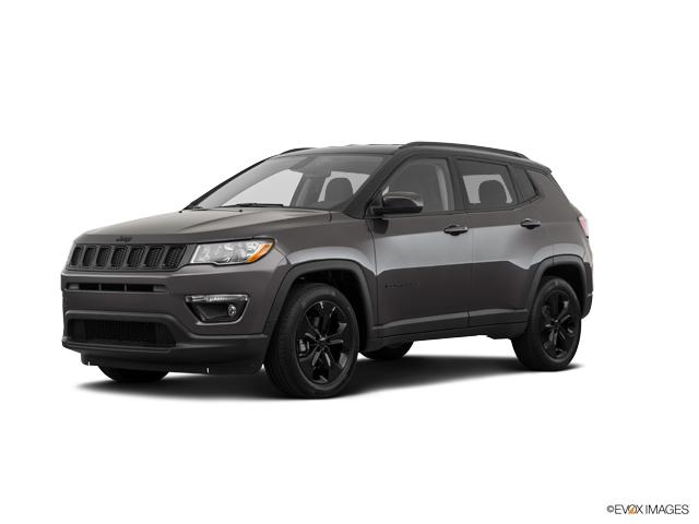 2019 Jeep Compass Vehicle Photo in Colma, CA 94014