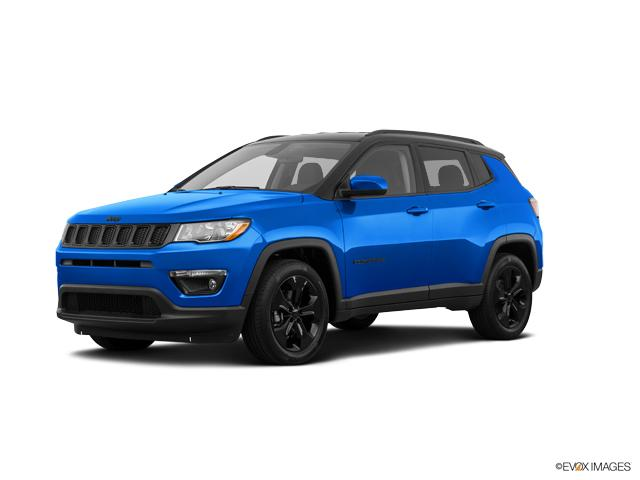 2019 Jeep Compass Vehicle Photo in Anchorage, AK 99515
