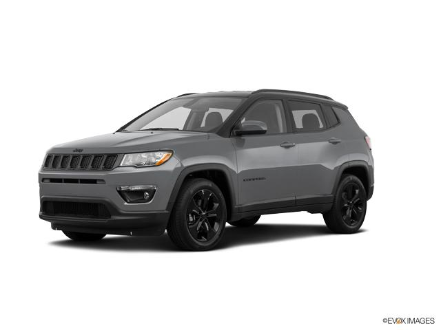 2019 Jeep Compass Vehicle Photo in Portland, OR 97225