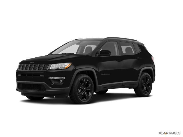 2019 Jeep Compass Vehicle Photo in Saginaw, MI 48609