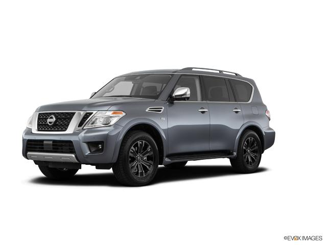 2019 Nissan Armada Vehicle Photo in Appleton, WI 54913