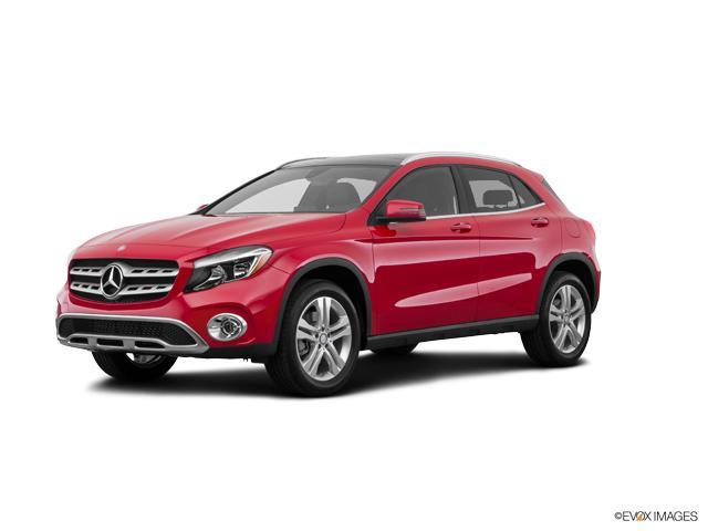 2019 Mercedes-Benz GLA Vehicle Photo in Appleton, WI 54913