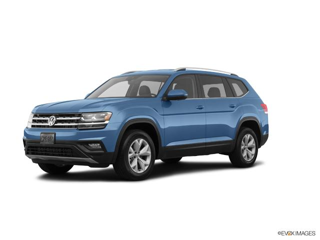 2019 Volkswagen Atlas Vehicle Photo in Oshkosh, WI 54904