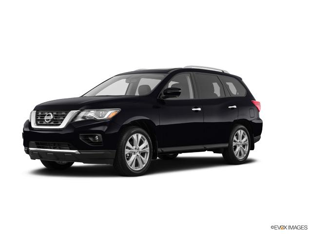 2019 Nissan Pathfinder Vehicle Photo in Burlington, WI 53105