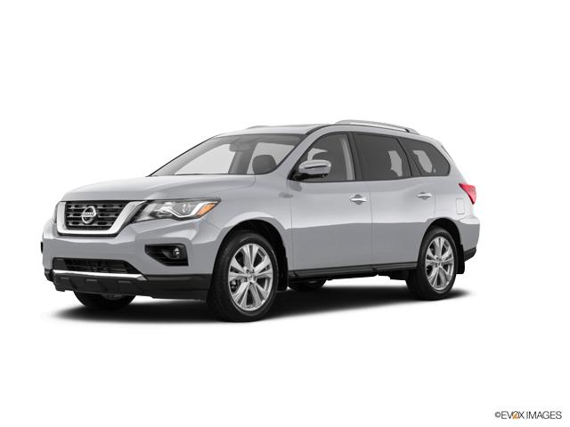 2019 Nissan Pathfinder Vehicle Photo in Bend, OR 97701