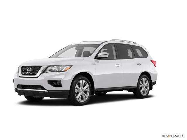 2019 Nissan Pathfinder Vehicle Photo in Vincennes, IN 47591