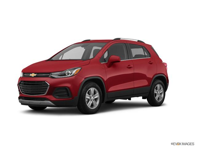 2019 Chevrolet Trax Vehicle Photo in Plainfield, IL 60586-5132