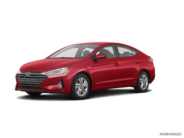 2019 Hyundai Elantra Vehicle Photo in Peoria, IL 61615