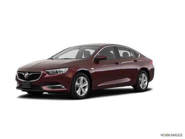 New Rioja Red Metallic 2019 Buick Regal Sportback Car For