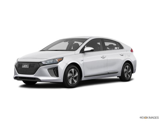 2019 Hyundai IONIQ Hybrid Vehicle Photo in Highland, IN 46322