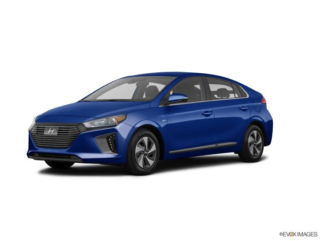 2019 Hyundai IONIQ Hybrid Vehicle Photo in Longmont, CO 80501