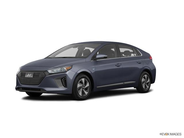 2019 Hyundai IONIQ Hybrid Vehicle Photo in Merrillville, IN 46410