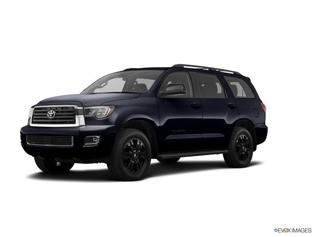 2019 Toyota Sequoia Vehicle Photo in Oshkosh, WI 54904