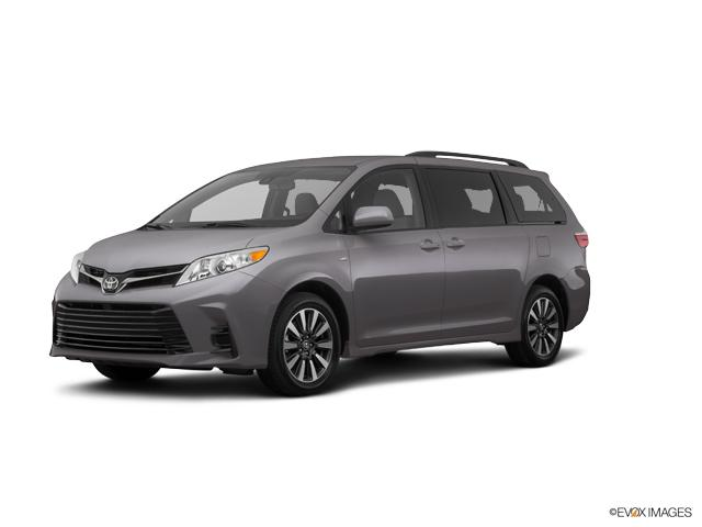2019 Toyota Sienna Vehicle Photo in Trinidad, CO 81082