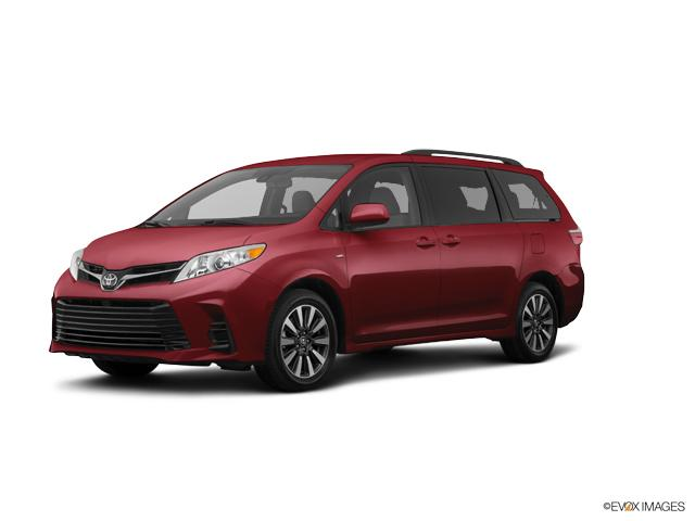 2019 Toyota Sienna Vehicle Photo in Pawling, NY 12564-3219