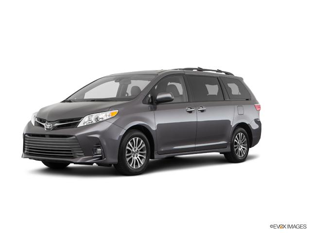 2019 Toyota Sienna Vehicle Photo in Portland, OR 97225