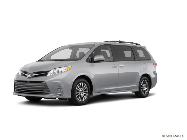 2019 Toyota Sienna Vehicle Photo in Wendell, NC 27591