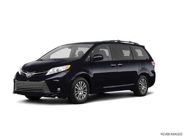 2019 Toyota Sienna Vehicle Photo in Concord, NC 28027