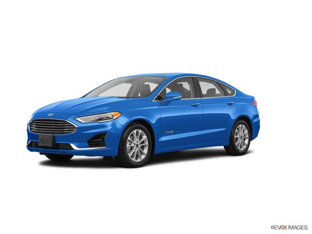 2019 Ford Fusion Hybrid Vehicle Photo in Neenah, WI 54956-3151