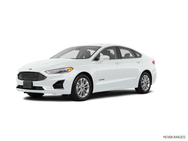 2019 Ford Fusion Hybrid Vehicle Photo in Denver, CO 80123