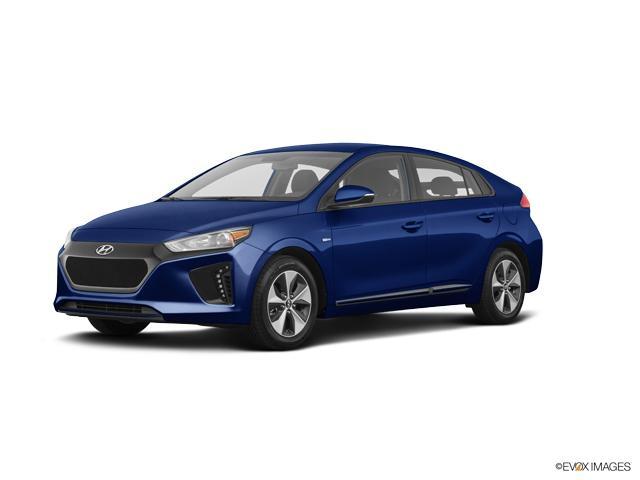 2019 Hyundai IONIQ Electric Vehicle Photo in Plattsburgh, NY 12901
