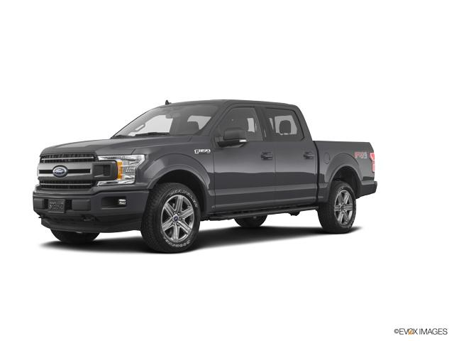 2019 Ford F-150 Vehicle Photo in Janesville, WI 53545