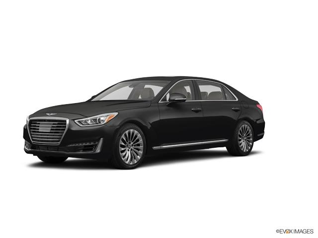 2019 Genesis G90 Vehicle Photo in Mission, TX 78572