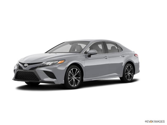 2019 Toyota Camry Vehicle Photo in Odessa, TX 79762