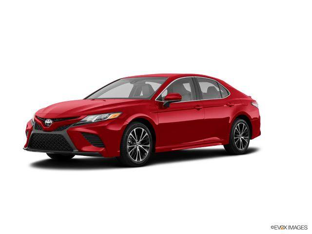 2019 Toyota Camry Vehicle Photo in Wilmington, NC 28403