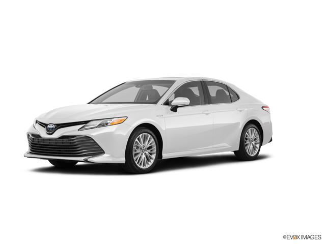2019 Toyota Camry Vehicle Photo in Janesville, WI 53545