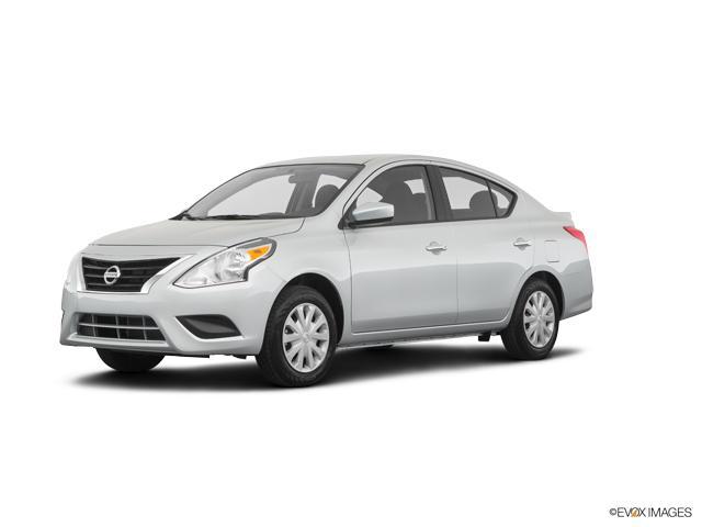 2019 Nissan Versa Sedan Vehicle Photo in Bedford, TX 76022