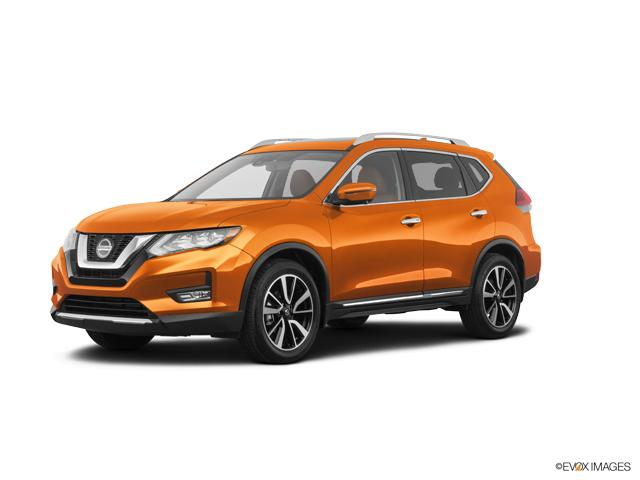 2019 Nissan Rogue Vehicle Photo in Decatur, IL 62526