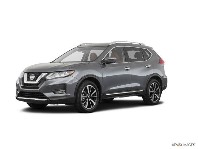 2019 Nissan Rogue Vehicle Photo in Janesville, WI 53545
