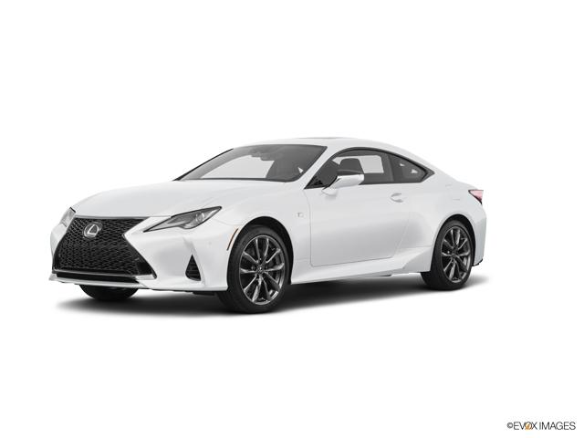 Sewell Infiniti Fort Worth >> New 2019 Lexus RC 350 Ultra White: Car for Sale ...