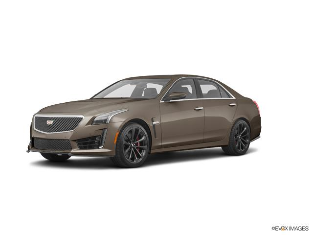 2019 Cadillac CTS-V Sedan Vehicle Photo in Plymouth, MI 48170