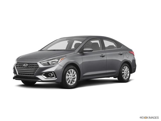 2019 Hyundai Accent Vehicle Photo in Edinburg, TX 78542