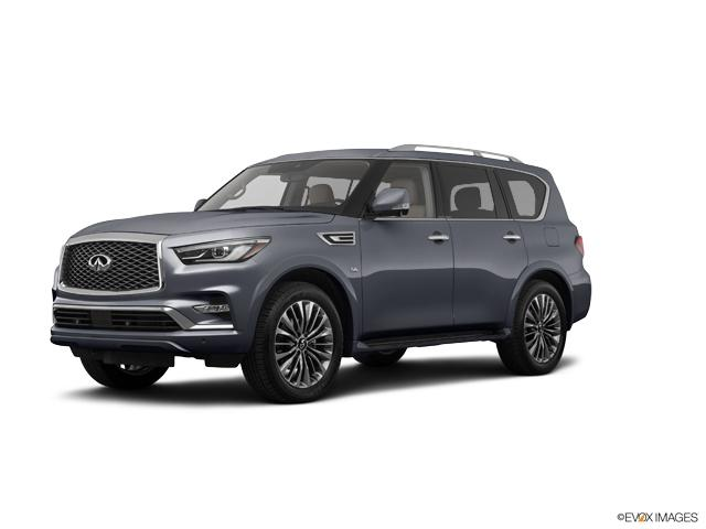 2019 INFINITI QX80 Vehicle Photo in Portland, OR 97225